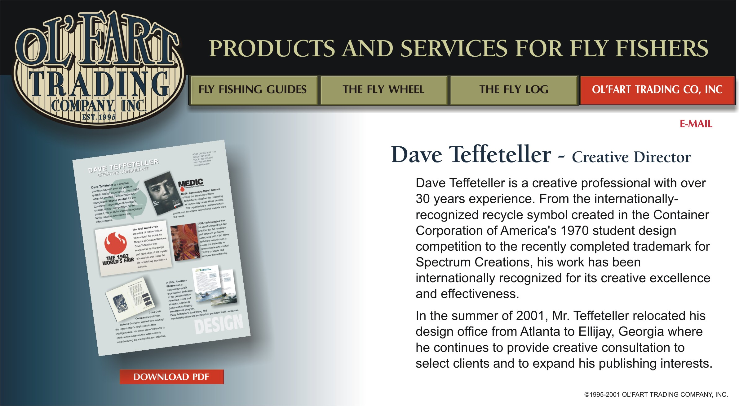 Dave Teffeteller - Creative Director